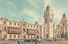 Hovedstad i Peru