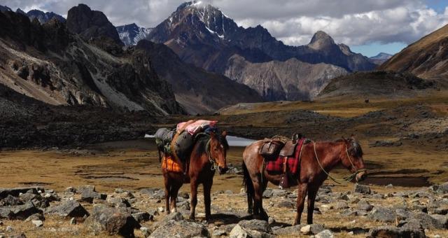 Trekking i Peru – Hvor ?
