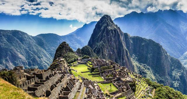 Oplev ét af verdens 7 nye vidundere på din rundrejse i Peru