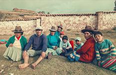 Befolkningen i Peru