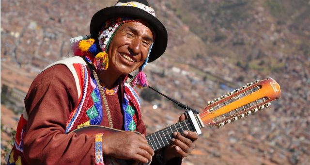 cuzco indianere