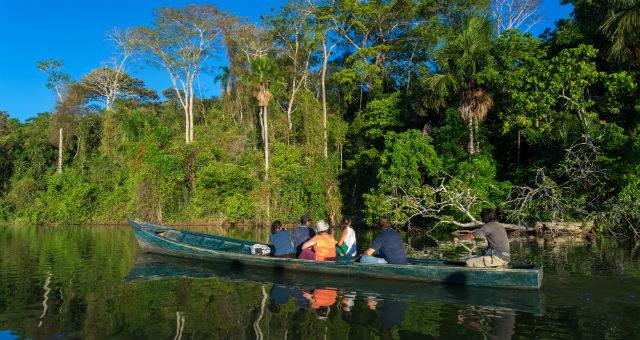 Eventyr i Perus Amazonas