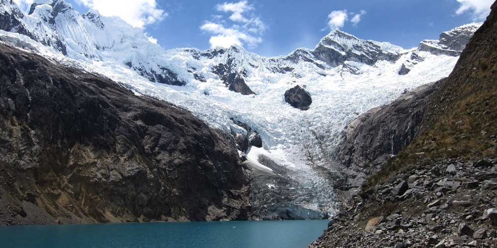 Huaraz, Peru, Santa Cruz Trek