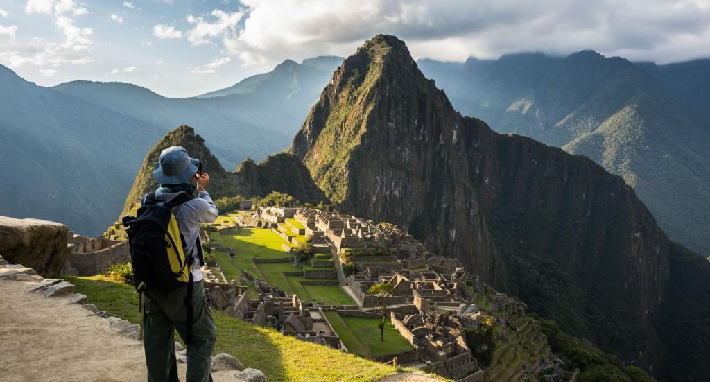 Peru Rejser Macchu Pichu